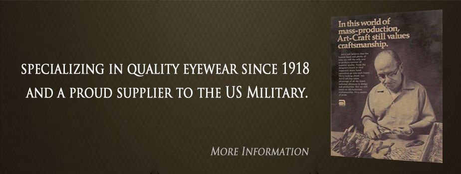 Quality eyewear since 1918