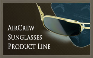 AirCrew Sunglasses Product Line